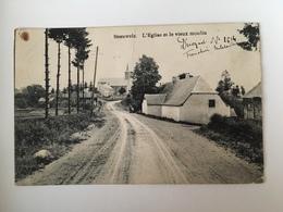 Beauwelz - L'eglise Et Le Vieux Molin - Belgium