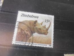 ZIMBABWE TIMBRE OU SERIE YVERT N°186 - Zimbabwe (1980-...)