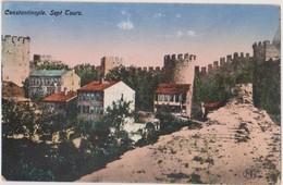 TURKEY - CONSTANTINOPLE, SEPT TOURS - Turchia