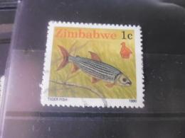 ZIMBABWE TIMBRE OU SERIE YVERT N°192 - Zimbabwe (1980-...)