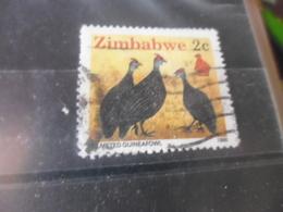 ZIMBABWE TIMBRE OU SERIE YVERT N°193 - Zimbabwe (1980-...)
