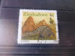 ZIMBABWE TIMBRE OU SERIE YVERT N°195 - Zimbabwe (1980-...)