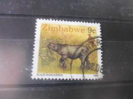 ZIMBABWE TIMBRE OU SERIE YVERT N°197 - Zimbabwe (1980-...)