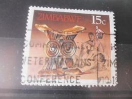 ZIMBABWE TIMBRE OU SERIE YVERT N°198 - Zimbabwe (1980-...)