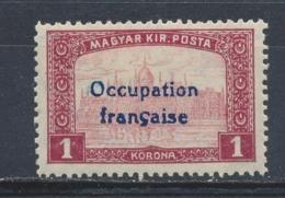 Hongarije/Hungary/Hongrie/Ungarn Arad Fr. Occ. 1919 Mi: 21 Yt: 18 (Ongebr/MH/Neuf Avec Ch/Ungebr/*)(3846) - Hongarije