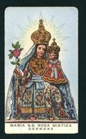 MARIA SS. ROSA MISTICA - CORMONS -  Mm. 59 X 100 - E - PR - Religion & Esotérisme