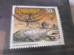 ZIMBABWE TIMBRE OU SERIE YVERT N°203 - Zimbabwe (1980-...)