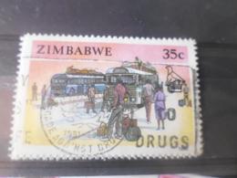 ZIMBABWE TIMBRE OU SERIE YVERT N°205 - Zimbabwe (1980-...)