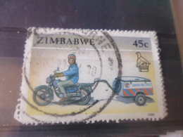 ZIMBABWE TIMBRE OU SERIE YVERT N°207 - Zimbabwe (1980-...)
