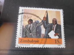 ZIMBABWE TIMBRE OU SERIE YVERT N°210 - Zimbabwe (1980-...)