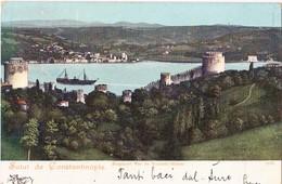 TURKEY - CONSTANTINOPLE, BOSPHORE , OESTERREICHISCHE POST OFFICE 20 PARA 1904 - Turchia