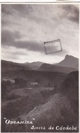"""ONGAMIRA"". SIERRA DE CORDOBA. ARGENTINE. CIRCULEE LOS COCOS TO BUENOS AIRES 1932- BLEUP - Argentinië"