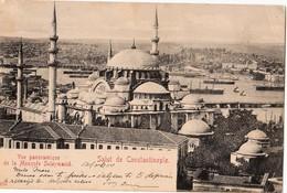 TURKEY - CONSTANTINOPLE, MOSQUEE SULEYMANIE - Turchia