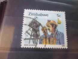ZIMBABWE TIMBRE OU SERIE YVERT N°316 - Zimbabwe (1980-...)