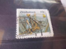ZIMBABWE TIMBRE OU SERIE YVERT N°317 - Zimbabwe (1980-...)
