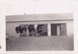 PHOTO ANCIENNE,68,HAUT RHIN,HARTMANNSWEILERKOPF,VIEIL ARMAND,22 AOUT 1938,MONUMENT AUX MORTS,RARE - Plaatsen