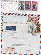 TP Entre 288 Et 301 Sur  3 Devant D'enveloppes Dont 1 Recommandé - Kamerun (1915-1959)