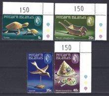 Pitcairn  Yv & T 190/93 , Artisanat, Sujets Divers  ** Mnh - Pitcairn