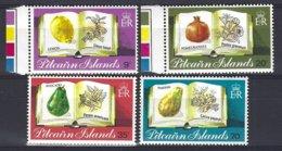 Pitcairn  Yv & T 207/10 , Flore,fruits ** Mnh - Pitcairn