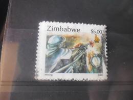 ZIMBABWE TIMBRE OU SERIE YVERT N°427 - Zimbabwe (1980-...)