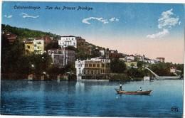 TURKEY - CONSTANTINOPLE, ILES DES PRINCES PRINKIPO - Turchia