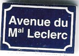 "Fève Perso ""Au Fournil Des Matignon"" à Granville (Manche): Avenue Du Mal Leclerc - Regions"