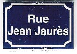 """Fève Perso """"Au Fournil Des Matignon"""" à Granville (Manche): Rue Jean Jaurès - Regions"""