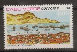 CAPE VERDE 1980 Centenary Of Mindelo City - Cape Verde