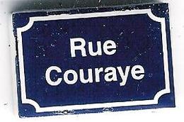 """Fève Perso """"Au Fournil Des Matignon"""" à Granville (Manche):rue Couraye - Regions"""