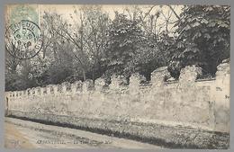 ARGENTEUIL. - La Tour Billy , Le Mur (rare Ttb ) - Argenteuil
