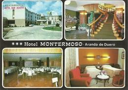 HOTEL MONTERMOSO ARANDA DE DUERO BURGOS. - Hoteles & Restaurantes