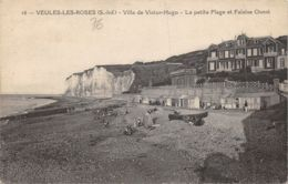 76-VEULES LES ROSES-N°433-E/0053 - Veules Les Roses