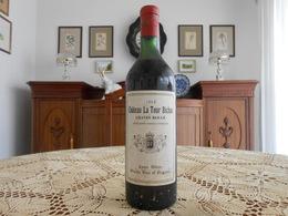 Bordeaux - Château La Tour Bichau - 1964 - Vin