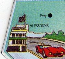 Magnets Magnet Le Gaulois Departement France 91 Essonne - Tourisme