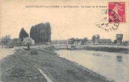 80-SAINT VALERY SUR SOMME-N°433-G/0225 - Saint Valery Sur Somme