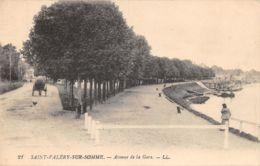 80-SAINT VALERY SUR SOMME-N°433-G/0315 - Saint Valery Sur Somme