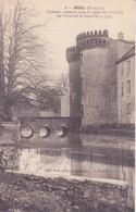 CPA - 4. MILLY Le Château Construit Sous Le Règne De Louis XI - Milly La Foret