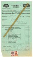 Wijnegem: 1950; N.V. UNIMARK  FLUX Havermout - ANCO Macaroni - 1950 - ...