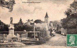 ¤ Villy Bocage - Monument Aux Morts,église ? - France