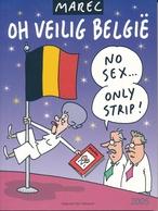 OH VEILIG BELGIE - Marec - Unclassified