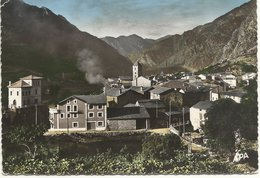 ANDORRE   LA  VILLE    VUE  GENERALE    VAL  D  ANDORRE - Andorre
