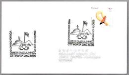 CORREO POR BOYAS - MAIL BY BUOYS. Horta, Portugal, 2000 - Correo Postal