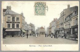Epernay - Place Auban-Moël. - Epernay
