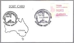 CUEVAS JENOLAN - JENOLAN CAVES - Australia's Underground Fairyland. Lithgow NSW 1991 - Geología