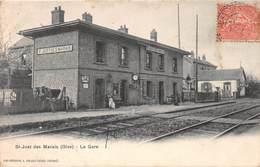 SAINT JUST DES MARAIS - La Gare - France