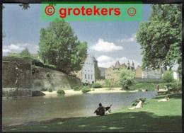 MAASTRICHT De Stadswallen Gezien Vanuit Het Stadspark Ca 1978 - Maastricht