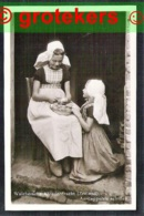 WALCHEREN Klederdracht Aardappelen Schillen Ca 1935 ? - Nederland