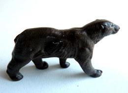 Figurine CLAIRET  1953 - ANIMAUX - OURS BRUN 59 (2) ZOO Pas Starlux Elastolin Ougen Jim Cyrnos - Starlux