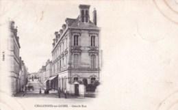 49 -  Maine Et Loire - CHALONNES  Sur LOIRE - Grande Rue - Chalonnes Sur Loire