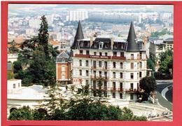 ROYAT CASTEL HOTEL CARTE EN TRES BON ETAT - Royat